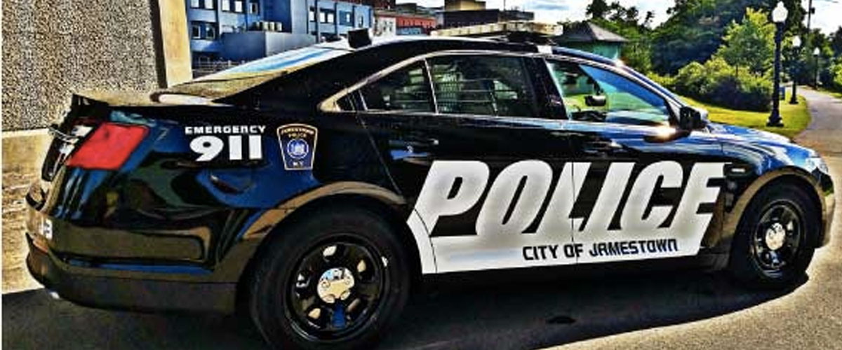 Police Department - City of Jamestown, New York