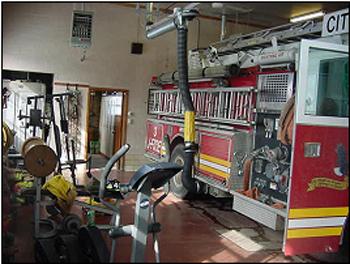 engine 3 interior