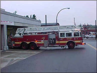station 1 ladder