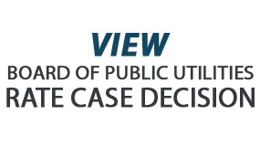 City of Jamestown NY BPU Electric Rate Case Decision