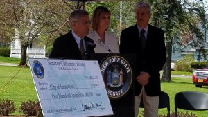 Senator Young Announces Grant for Veterans Memorial Park