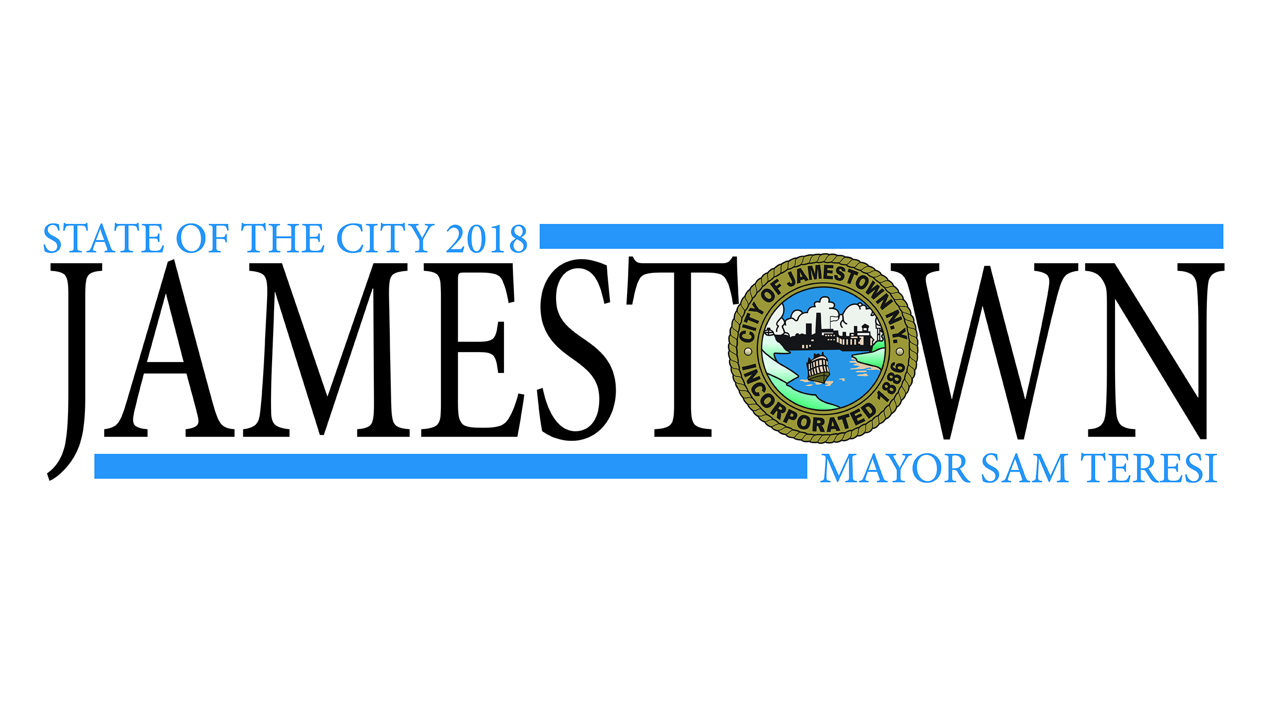 City of Jamestown NY 2018 State of the City