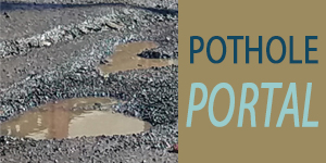 City of Jamestown NY Report a Pothole