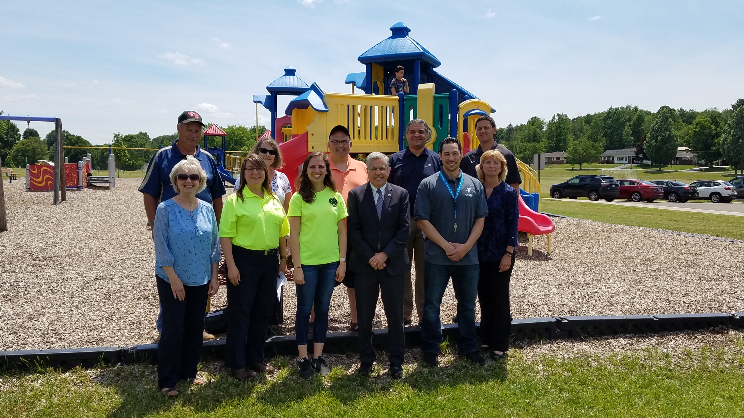 Summer Playground Program - City of Jamestown, New York