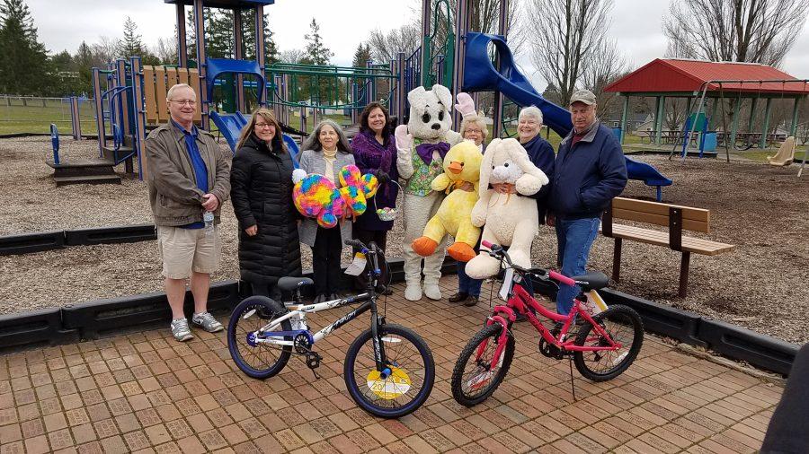 City of Jamestown NY 2019 Easter Egg Hunt
