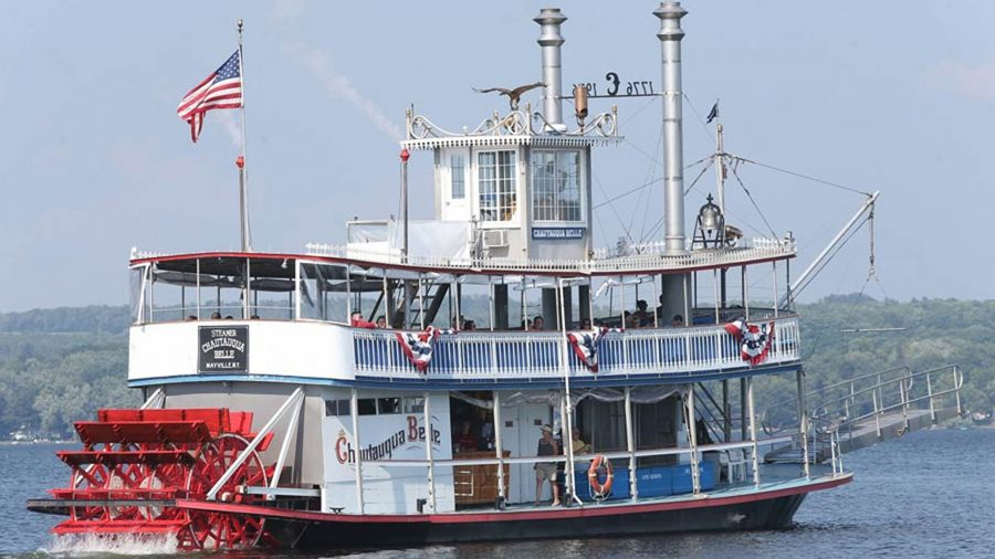 City of Jamestown NY City and Chautauqua Belle Owners Agree on Docking Lease