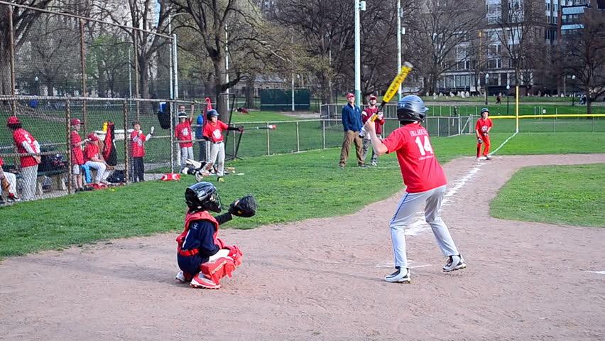 City of Jamestown NY 2019 City Rec Baseball