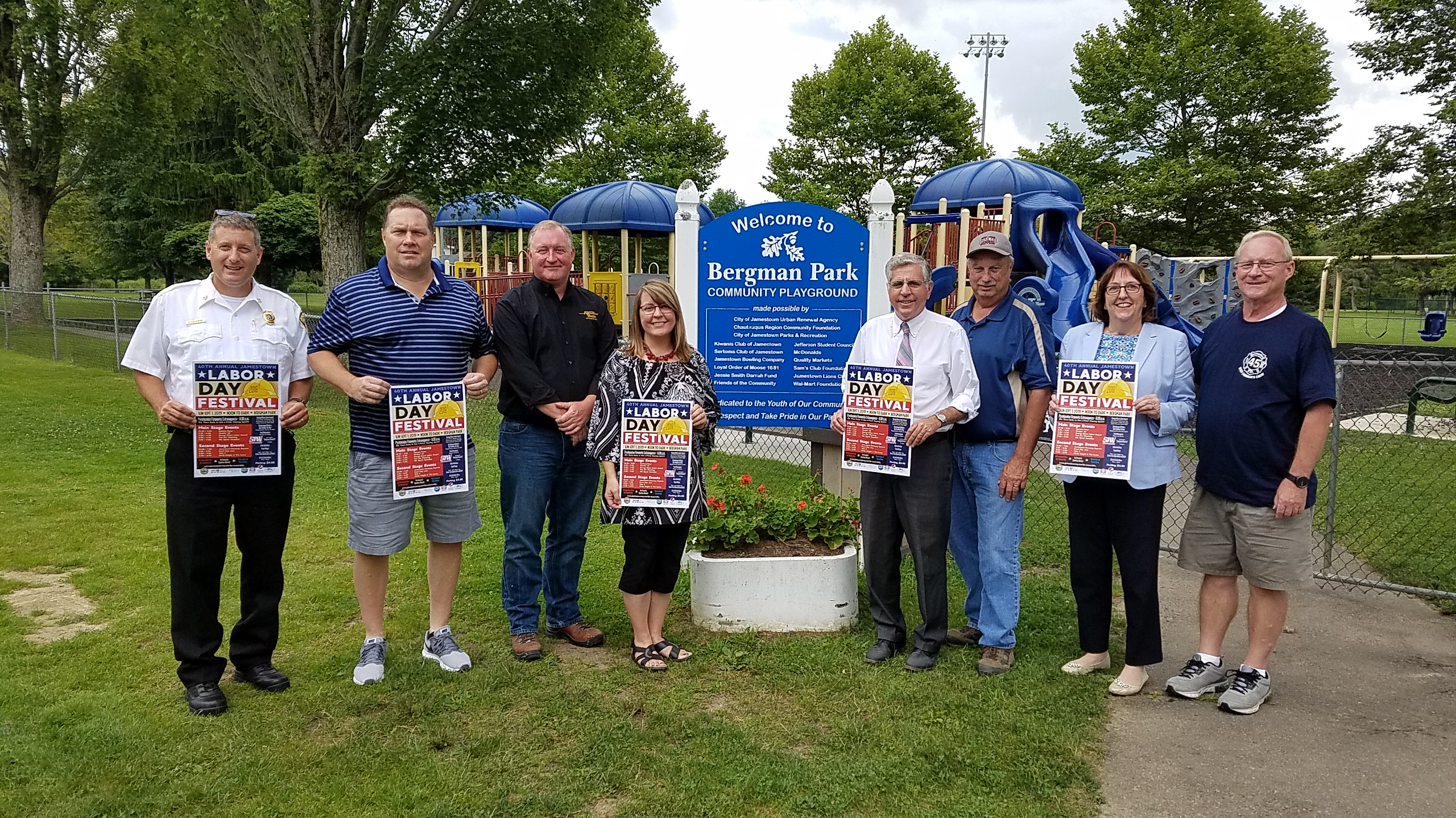 Clarence Center Labor Day Fair 2020.Labor Day Festival City Of Jamestown New York