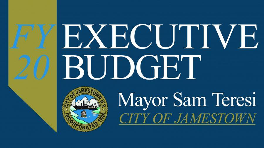City of Jamestown NY FY 2020 Executive Budget